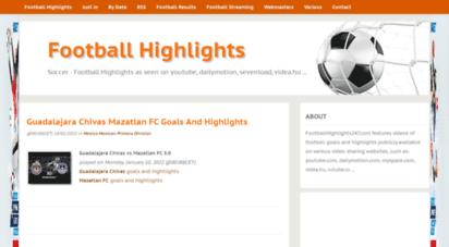 footballhighlights247.com