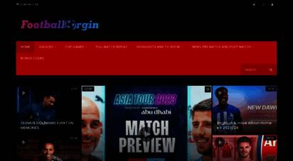 footballorgin.com