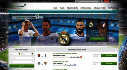 footballticketnet.com - buy football tickets online 2017/2018  football ticket net