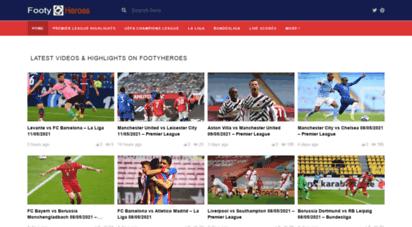 footyheroes.com