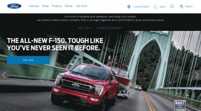 ford.com -