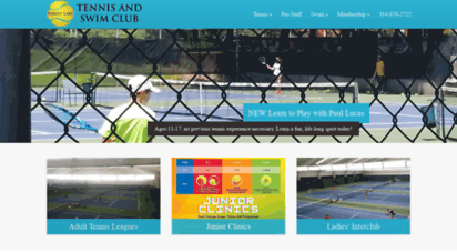 forestlaketennisclub.com - forest lake tennis club