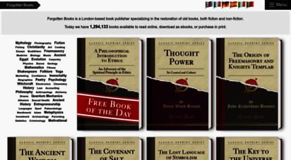 forgottenbooks.com