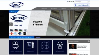 fornax.com.tr - fornax