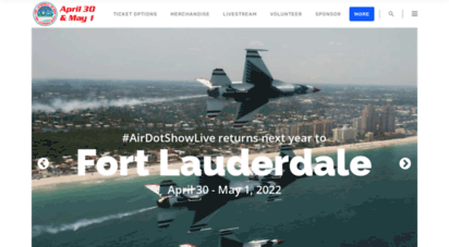 Fort Lauderdale Air Show 2020.Welcome To Fortlauderdaleairshow Com Fort Lauderdale Air