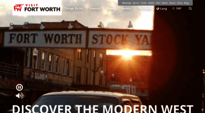 fortworth.com - fort worth  hotels, restaurants, maps, things to do