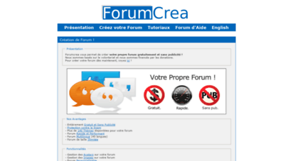 forumcrea.com