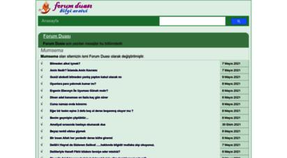 forumduasi.com - forumduası