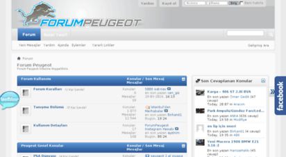 forumpeugeot.com - forum peugeot