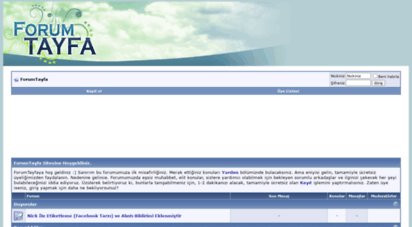 forumtayfa.net