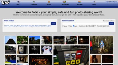fotki.com - fotki - ihre fotos im netz  fotki.com, photo and video sharing made easy.