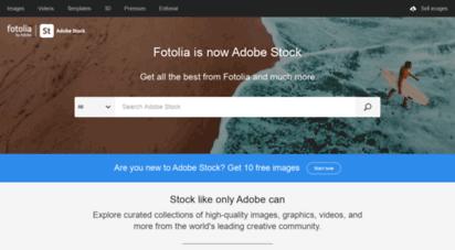 fotolia.com - fotolia is now adobe stock