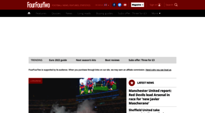 fourfourtwo.com - football news, features and statistics  fourfourtwo