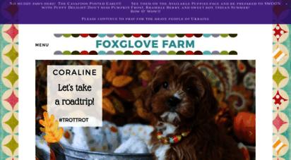 foxglovecavachonpuppies.com