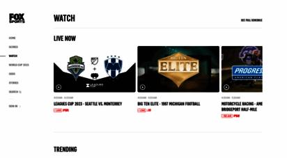 foxsportsgo.com - fox sports live games and streaming video  fox sports go
