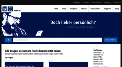 fragprofis.de - ihre plattform für alle fragen zu telefonie, internet und it. - fragprofis.de