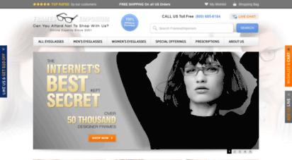 framesemporium.com - eyelsss  online designer eyewear,prescription frames