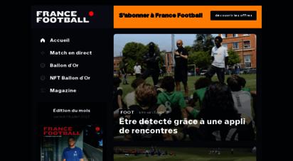 francefootball.fr -