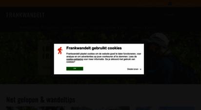 frankwandelt.nl - wandelingen, wandelreizen, wandelvakanties  nederland & europa