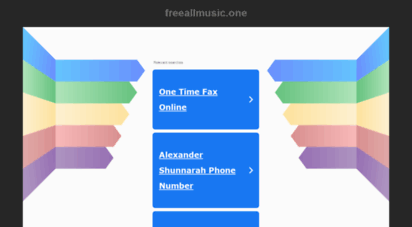 freeallmusic.one - freeallmusic.one-&nbspfreeallmusic resources and information.