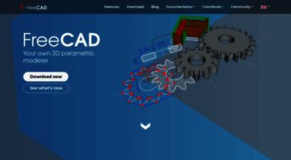 freecadweb.org - freecad: your own 3d parametric modeler