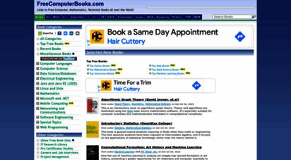 freecomputerbooks.com -