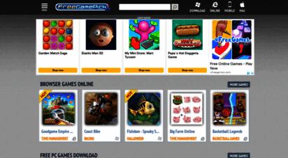freegamepick.net - download free games - free pc games online at freegamepick