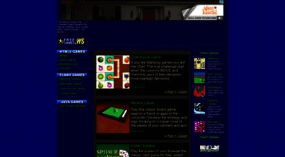 similar web sites like freegames.ws
