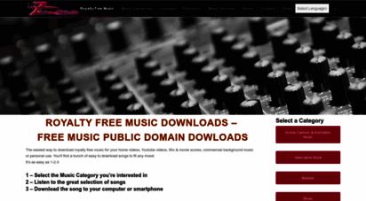 freemusicpublicdomain.com
