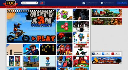 freeonlinegames.com - games - free online games at fog.com