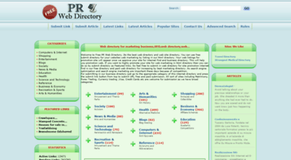 freeprwebdirectory.com - seo, submit directory,web marketing, web hosting companies, forex currency trading listings, promotion web,promotion site,internet find,business directory,web directory,web site directory,paid web directory,web directories,internet directory.