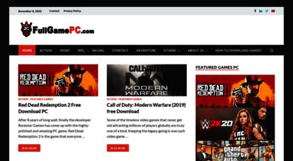 fullgamepc.com -