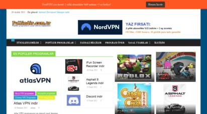 fullindir.com.tr - full indir - program indirme sitesi