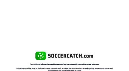 fullmatchesandshows.com