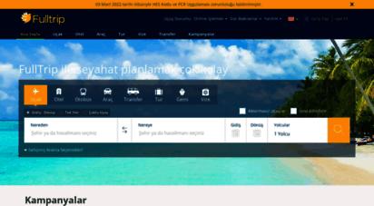fulltrip.com - türkiye´nin dijital seyahat portalı