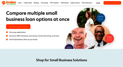 fundera.com - fundera: compare your best small business loan and credit card options