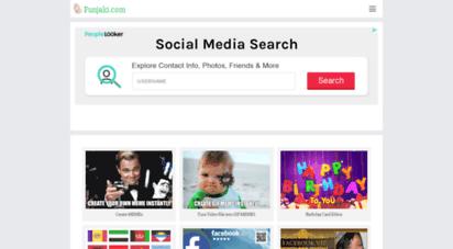 funjaki.com - funjaki.com - offers range of online fun image generators for your entertainment.