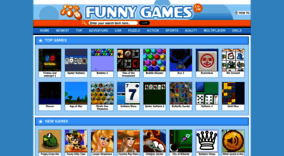 funnygames.co.uk - play funny games at funnygames.co.uk