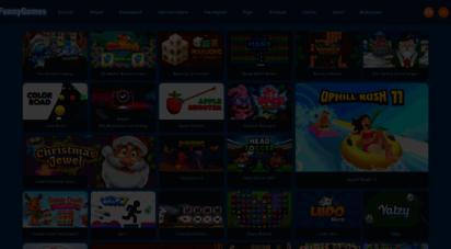 funnygames.dk - funnygames  spil gratis onlinespil!