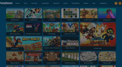funnygames.hu - funnygames.hu - ingyenes online játékok fiataloknak és időseknek egyaránt!