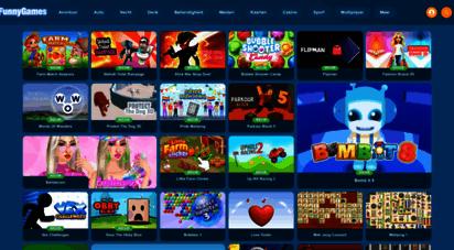 funnygames.nl - spelletjes - gratis online spelletjes op funnygames
