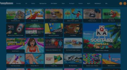 funnygames.se - gratis online spel - kul för alla - spela nu  funnygames