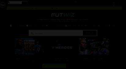 futwiz.com - fifa 20 squad builder,ultimate team database and draft simulator - futwiz
