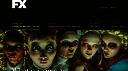 fxnetworks.com - apps  fx networks