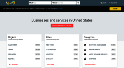 fyple.com - find businesses and services in united states