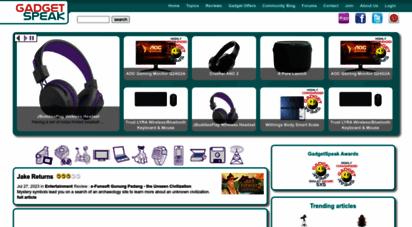 gadgetspeak.com