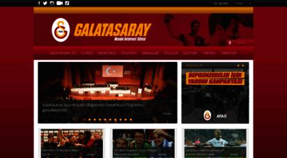 galatasaray.org - galatasaray.org