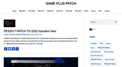 gamepluspatch.com