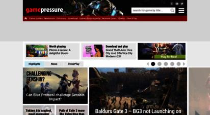 gamepressure.com - gamepressure - game reviews, news and game guides  gamepressure.com