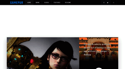 gamepur.com - gamepur  video game guides, news, features, and more